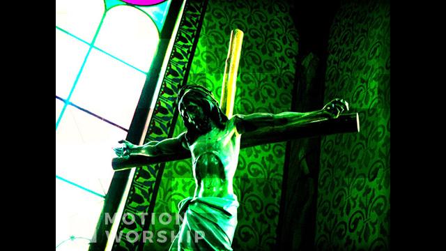 Green Crucifix