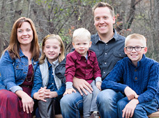 Josiah Smith and Family