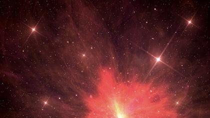 Awesome Galaxy Pink Fireball
