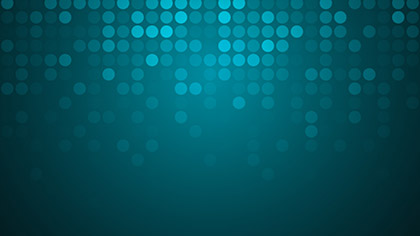 Blue Circles Grid