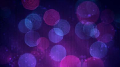Bokeh Avalanche Purple Fast