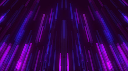Crystalline Purple Cathedral