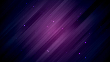 Diagonal Stripes Purple Blue