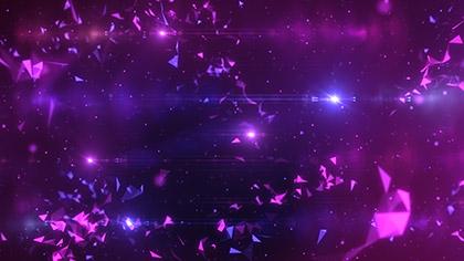 Geodesic Purple Pink Fast