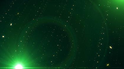 Golden Drift Emerald Green Fast