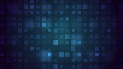 Grid Falling Blue