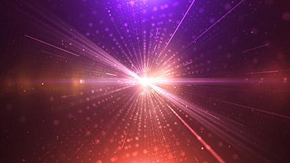 Kaleidoscopic Particles Big