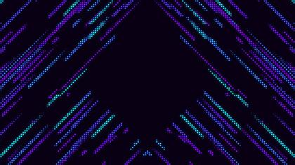 LED Wall Teal Purple Falls