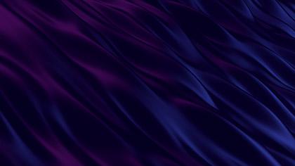 Metal Flow Dark Purple Blue