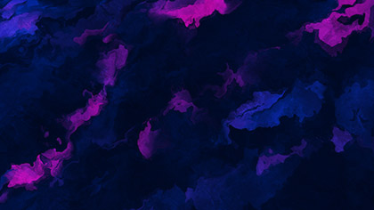 Paint Flow Dark Blue Pink