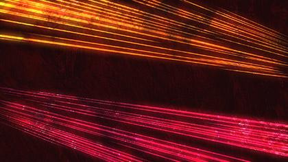 Radiant Pink Orange Slow