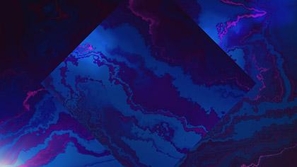Sand Flow Blue Diamond