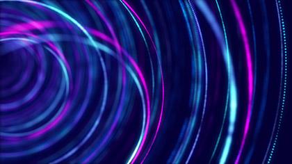 Spiral Blue Pink