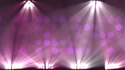 Stage Lights Color Change