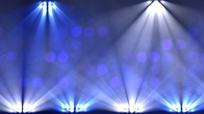 Stage Lights Color Change Slow