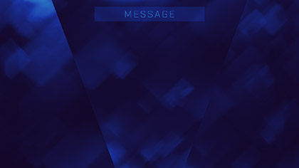 Bokeh Shapes Message