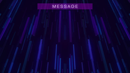 Crystalline Message