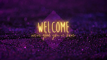 Gem Dust Welcome