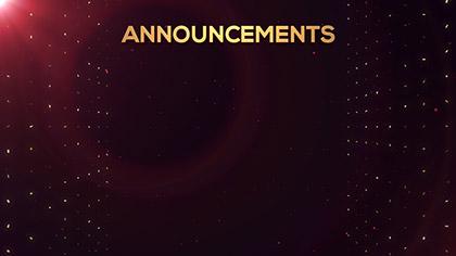 Golden Drift Announcements