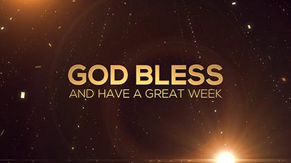Golden Drift God Bless
