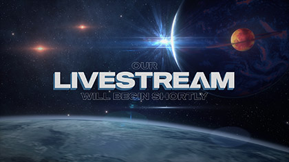Interstellar Livestream