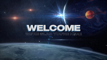 Interstellar Welcome