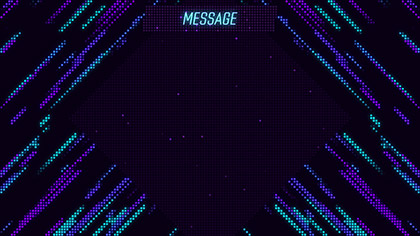 LED Wall Message