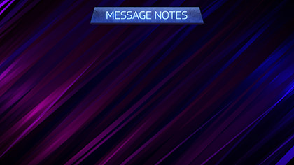 Light Curtain Message Notes