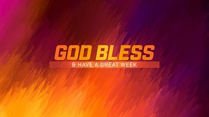 Overflow God Bless