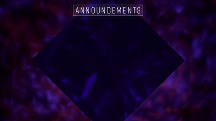 Prismatic Announcements