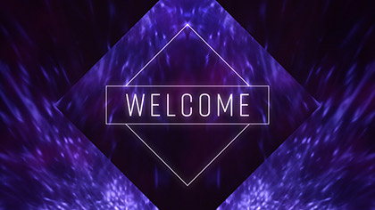 Prismatic Welcome