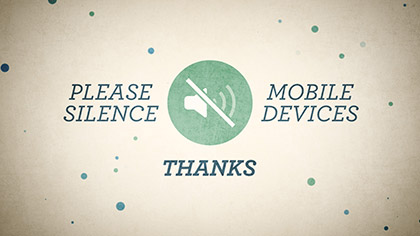 Silence Mobile Devices
