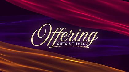 Silken Offering