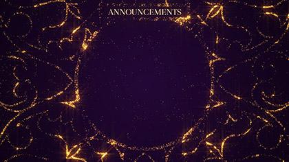 Sparkle Announcements