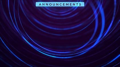 Spiral Announcements