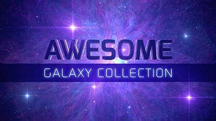 Awesome Galaxy Collection