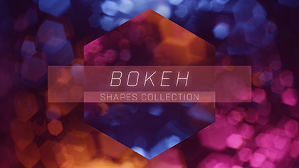 Bokeh Shapes Collection