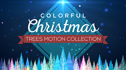 Colorful Christmas Collection