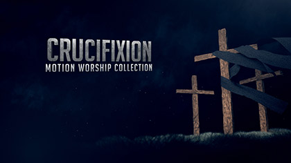 Crucifixion Dark Collection
