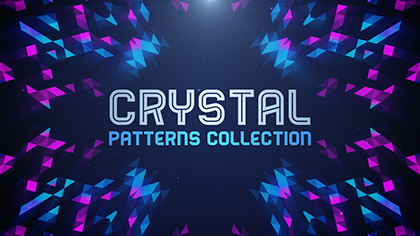 Crystal Patterns Collection