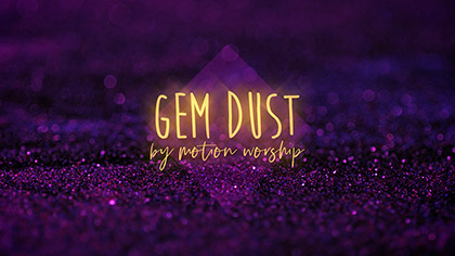 Gem Dust Collection