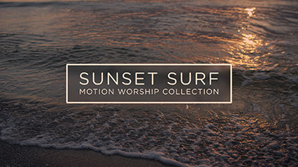 Sunset Surf Collection