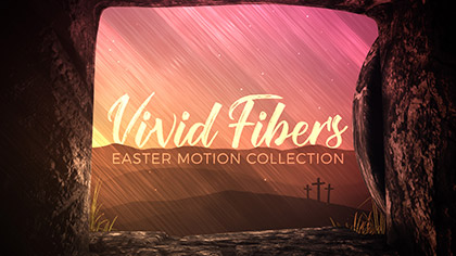 Vivid Fibers Easter Collection
