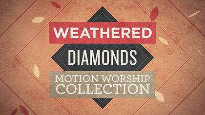 Weathered Diamonds Collection