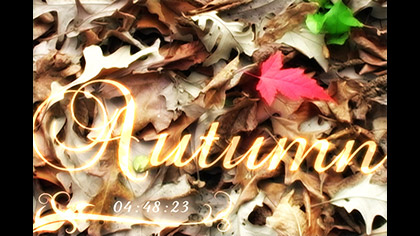 Autumn Countdown