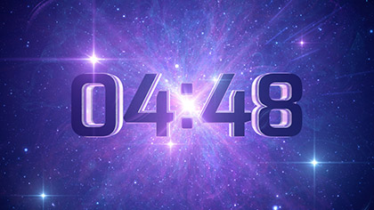Awesome Galaxy Countdown