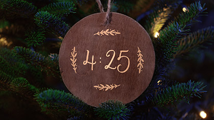 Christmas Pines Countdown