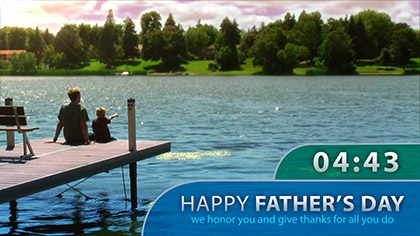 Fathers Day Countdown