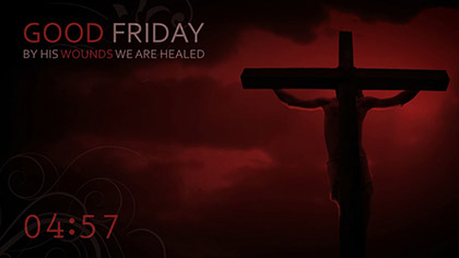 Good Friday Countdown