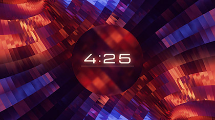 Mirror Ball Countdown